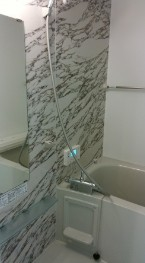 Casa Cuore 103号室の風呂