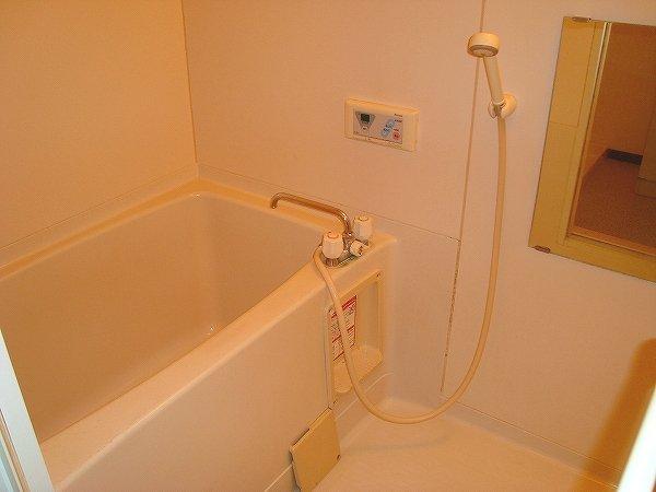 シャトーホソダA 302号室の風呂