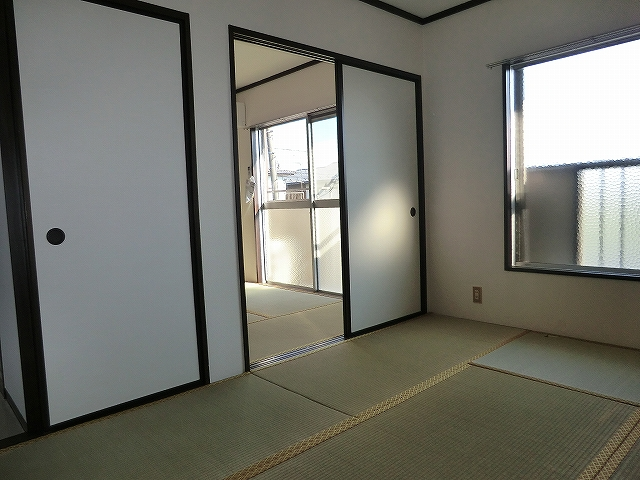 STハウス宗岡1号棟 201号室の居室