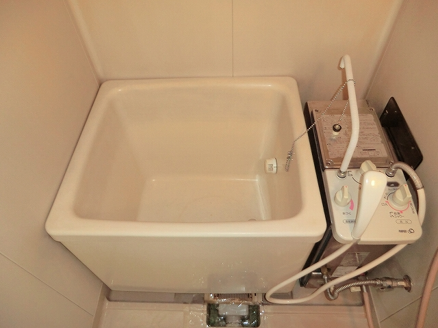 STハウス宗岡1号棟 201号室の風呂