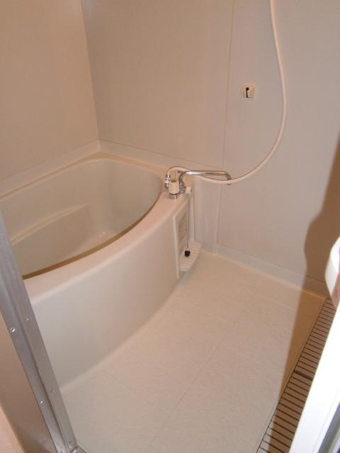 パストラルⅢ 201号室の風呂