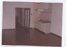 ビューラーあけぼの 102号室のキッチン