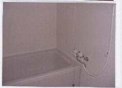 ビューラーあけぼの 102号室の風呂