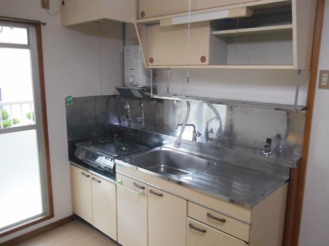 ますだハイツ 102号室のキッチン