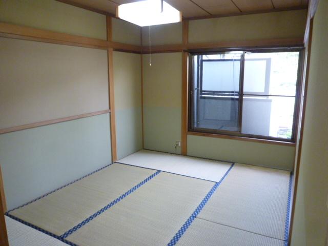 和田コーポ 201号室のベッドルーム