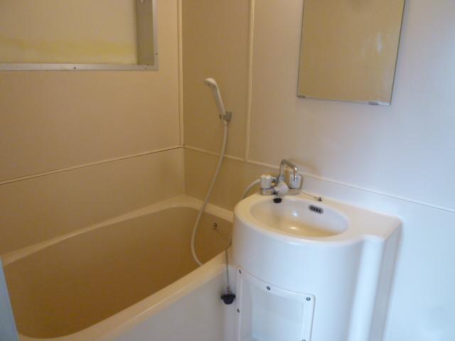 和田コーポ 201号室の風呂
