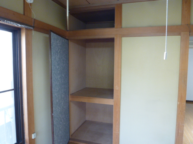 和田コーポ 201号室の収納