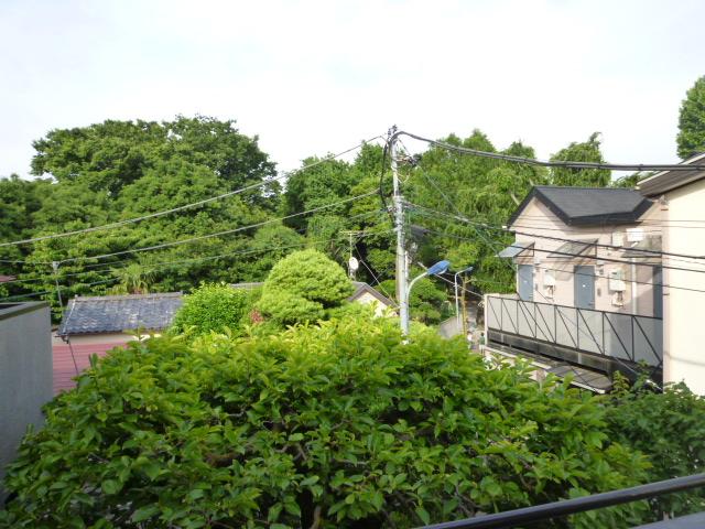 和田コーポ 201号室の景色
