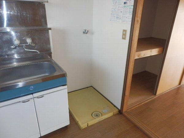スカイハイツB 302号室の設備
