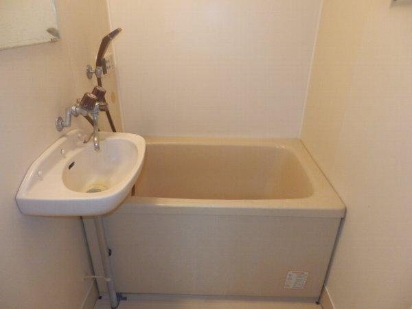 スカイハイツB 302号室の洗面所
