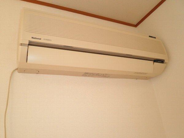 アクツハイツC 201号室の設備