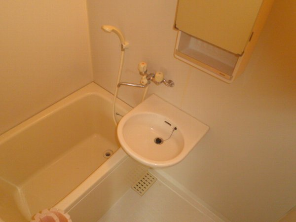 チェリーヒルズ 102号室の風呂