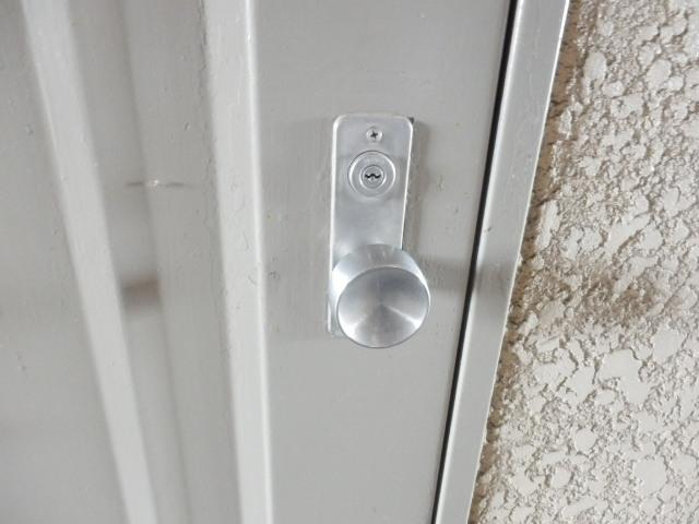 セントラルハイツ 301号室のセキュリティ