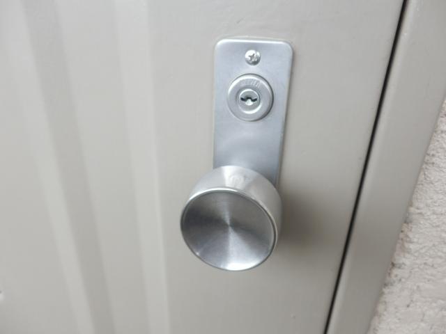 セントラルハイツ 404号室のセキュリティ