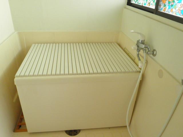 レジデンス根本 205号室の風呂