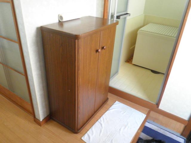 レジデンス根本 205号室の収納