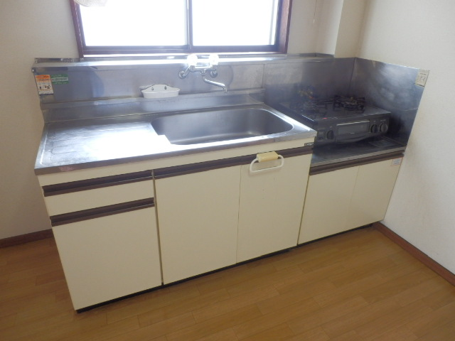 泉ハイツ 209号室のキッチン
