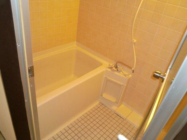URBANITY M・M 302号室の風呂