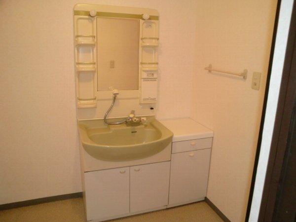 URBANITY M・M 302号室の洗面所