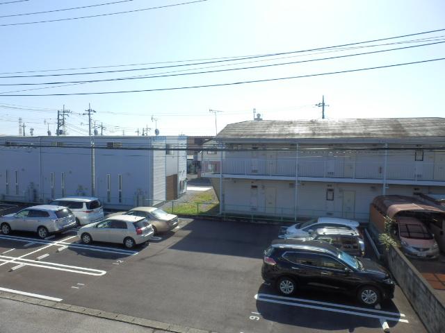 ソーラーみゆきⅠ・Ⅱ 205号室の景色