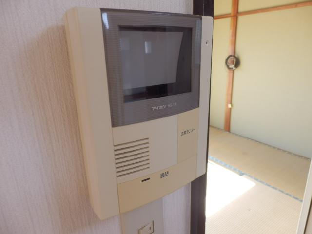 ソーラーみゆきⅠ・Ⅱ 205号室のセキュリティ
