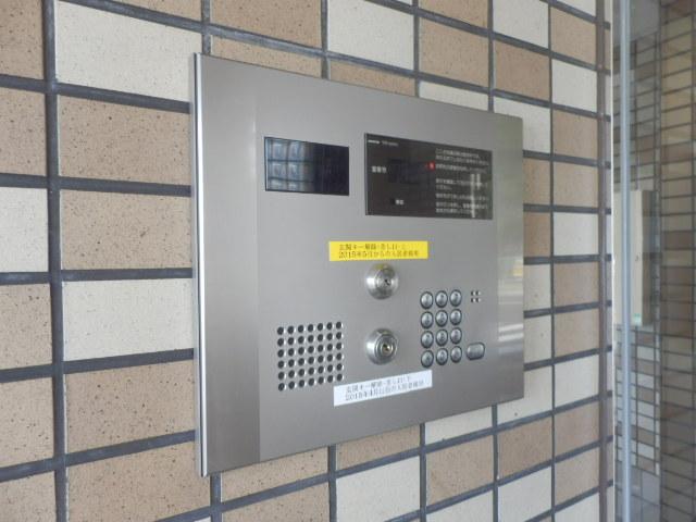 ウインズ杉 1002号室のセキュリティ