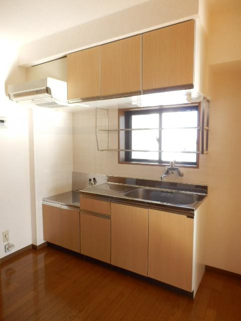 ウインズ杉 1002号室のキッチン