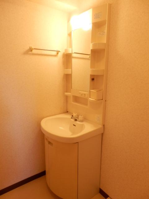 ウインズ杉 1002号室の洗面所