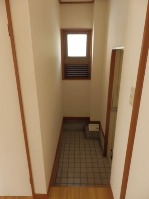 プラトー藤 101号室の玄関