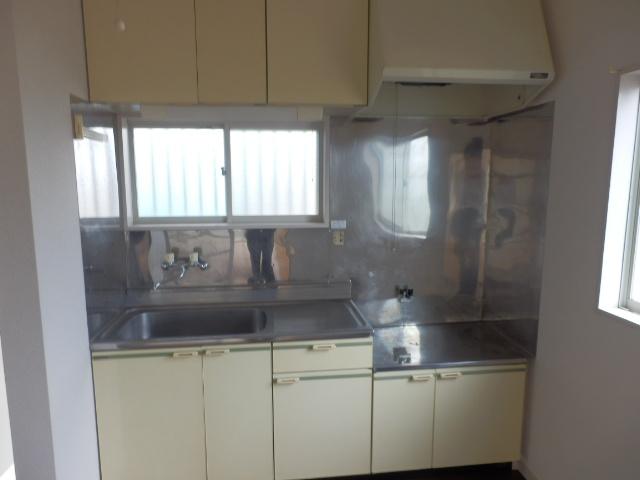 ハウスオブ鹿沼 105号室のキッチン