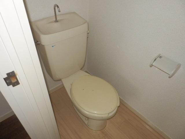 ハウスオブ鹿沼 105号室のトイレ