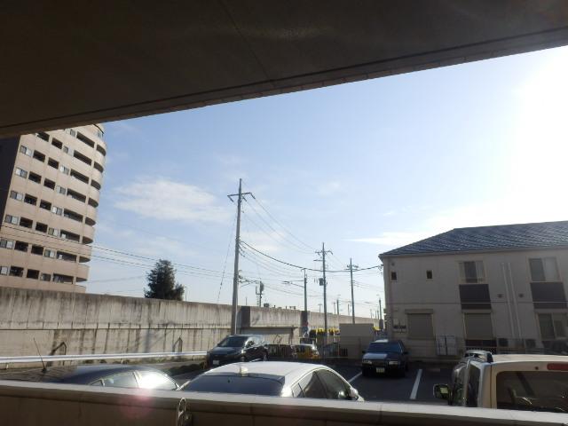 秋桜館・西原 102号室の景色