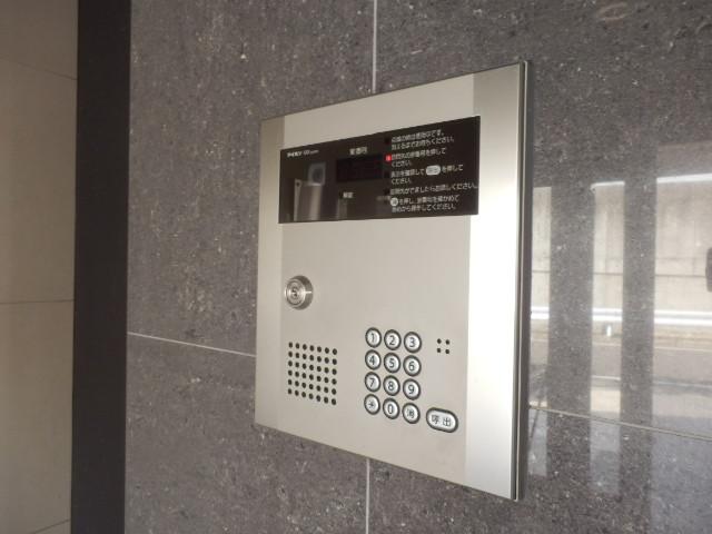 秋桜館・西原 102号室のセキュリティ