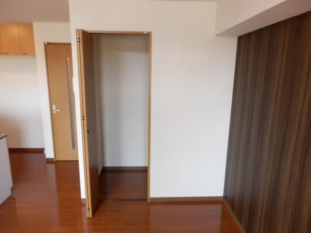 パピーガーデン 206号室の収納