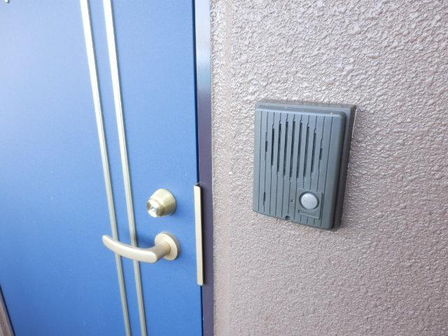 パピーガーデン 206号室のセキュリティ