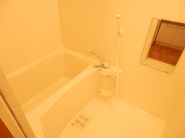 パピーガーデン 206号室の風呂