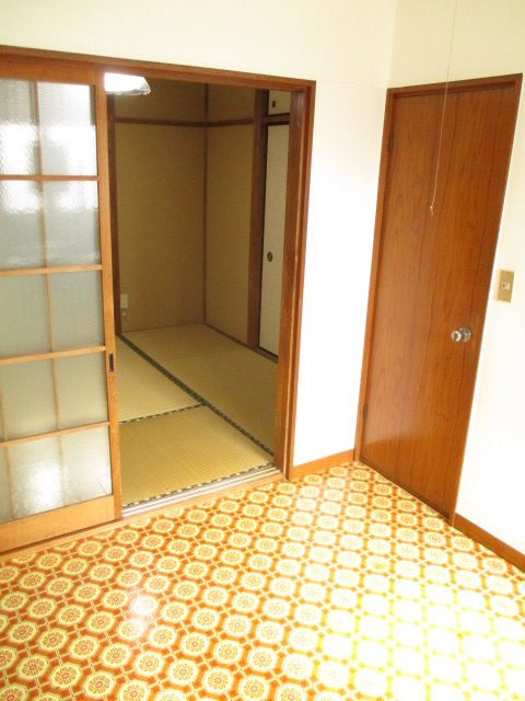 陽東ハイツ 203号室のリビング