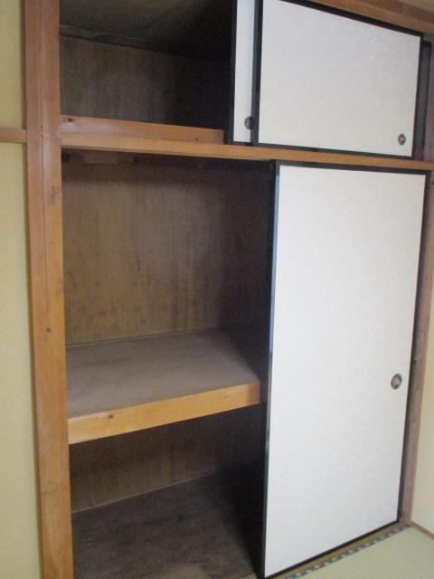 陽東ハイツ 203号室の収納