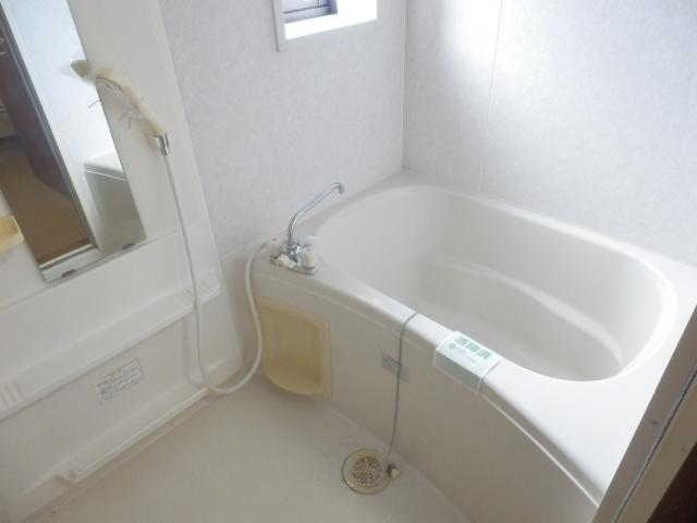 T.クレストA・Bハウス B202号室の風呂
