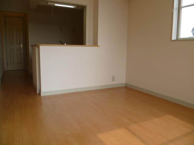 リバーサイド グレース 203号室の居室
