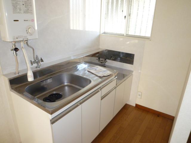 メゾン大木A 203号室のキッチン