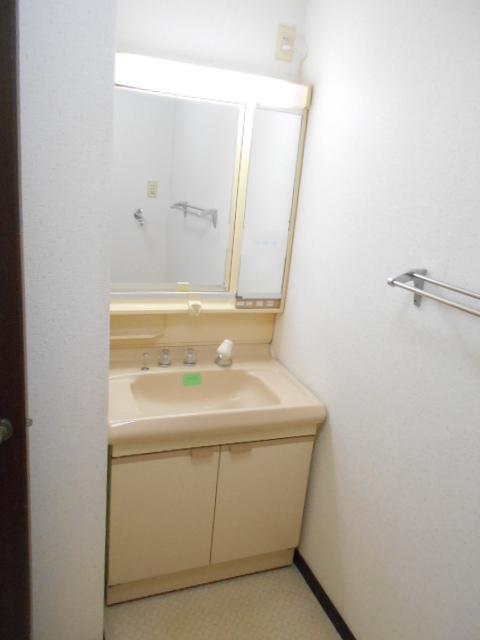 原第7マンション 207号室の洗面所