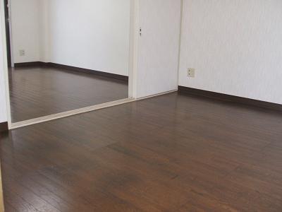 原第6マンション 203号室のリビング
