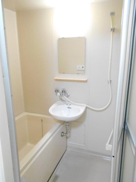 原第3マンション 107号室の風呂
