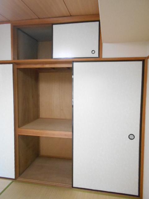 原第3マンション 107号室の収納