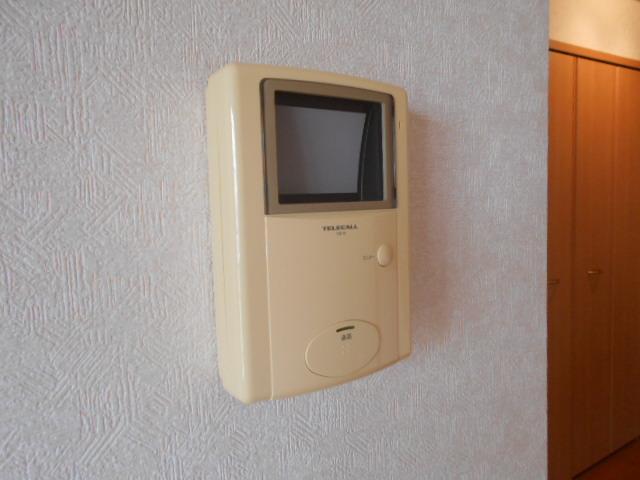ルミエール南館 102号室のセキュリティ