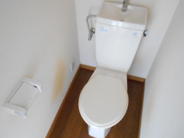 岡本ハイツ 103号室のトイレ