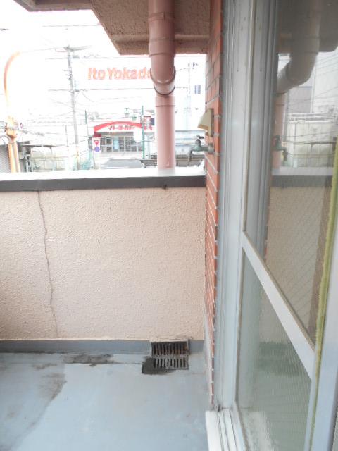 メゾン福嶋 2F号室の景色