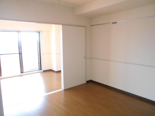 ヴィラコンプレール B506号室の居室