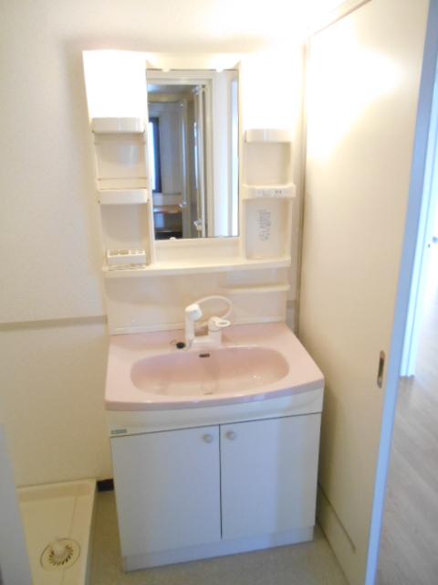 ヴィラコンプレール B506号室の洗面所